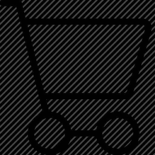 bag, cart, ecommerce, shop, shopping, shoppingcart icon