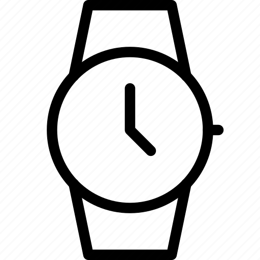 alarm, clock, schedule, watch icon
