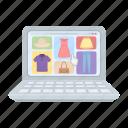 deal, e-commerce, internet, laptop, purchase, trade, website