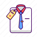 clothes, ecommerce, product, shirt, wardrobe icon
