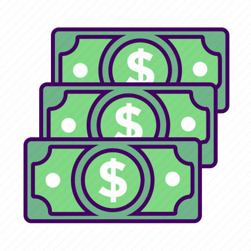 currency, dollar, ecommerce, finance, money icon