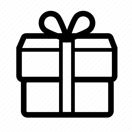 birthday, box, gift, offer, present, surprise icon