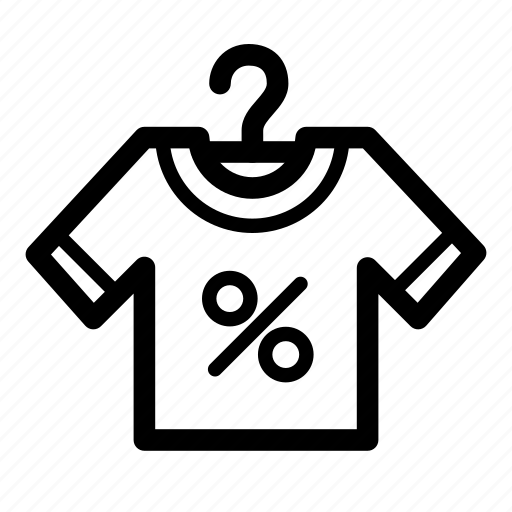 Clothes, discount, fashion, sale, shirt, wear icon - Download on Iconfinder