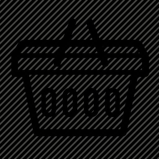 Bag, basket, cart, ecommerce, shop, shopping icon - Download on Iconfinder