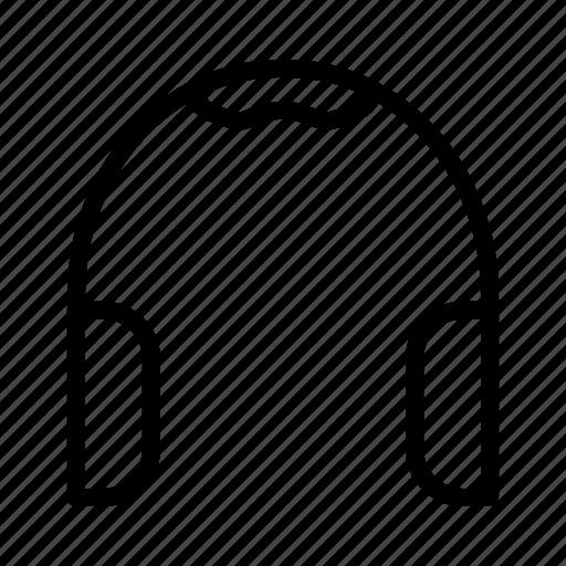 headphone, music, sound, speaker icon