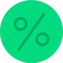 buy, cash, discount, ecommerce, money, percent, shop icon