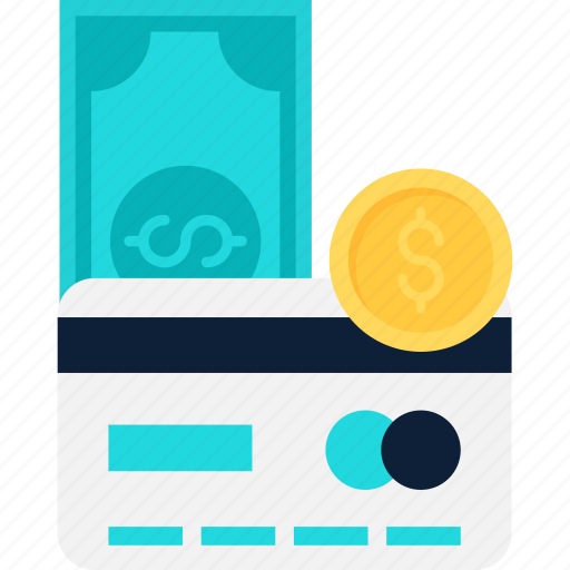 card, commerce, finance, methods, money, payment, shopping icon