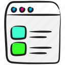 checklist, list, plan list, task list, todo list, web list icon