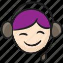 consultant, customer service, helpline, customer support, csr icon