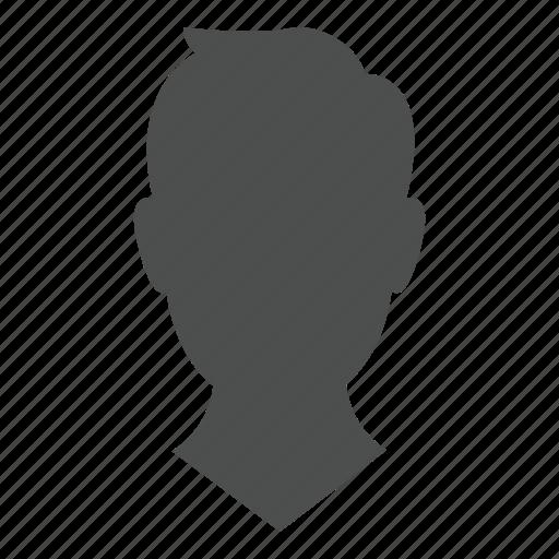 avatar, business, male, man, person, profile, user icon
