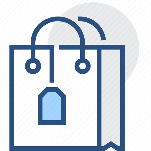 bag, ecommerce, sale, shipping, shopping, tag icon