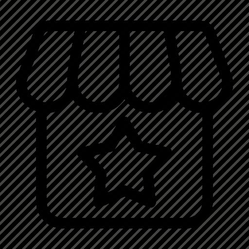 Favourite, shop, store, market icon - Download on Iconfinder
