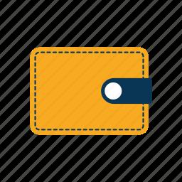 ecommerce, money, save, wallet icon