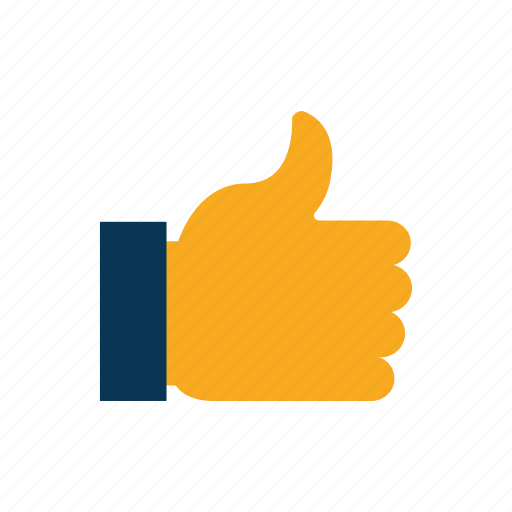 ecommerce, good, like, love, recomended, thumbup icon