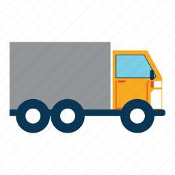 delivery, ecommerce, fast, shop, truck icon