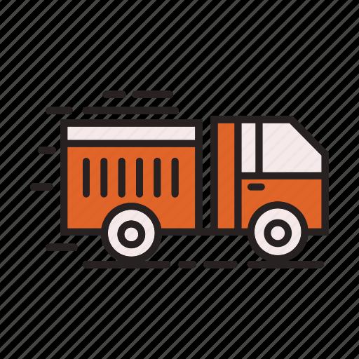 business, commerce, delivery, e icon