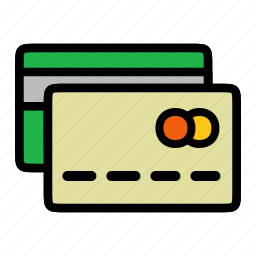 cards, cash, credit card, currency, money, payment icon