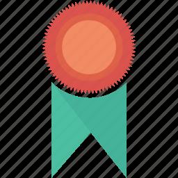 achievement, award, badge, best, gold, grade, medal, prize, reward, scholarship, trophy, win, winner icon