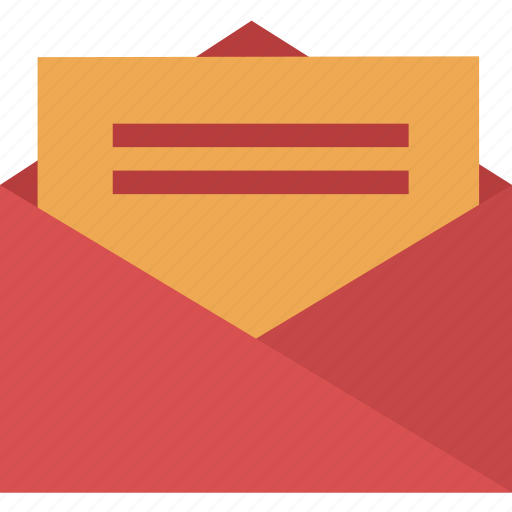 Image result for a message envelope letter