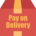 box, delivery, pack, pay, shipment, shipping, transport, transportation icon