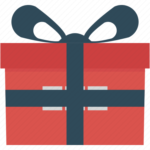 box, cake, crate, gift, party, present, product icon