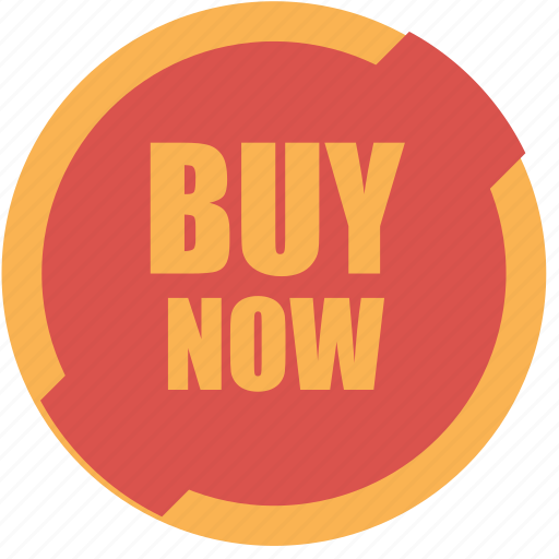 Buy It Now: Buy, Buy Now, Ecommerce, Purchase, Sale, Shop Icon