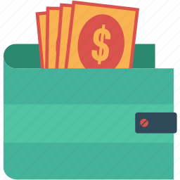 buy, currency, dollar, ecommerce, finance, payment, pocket, purse, sale, shopping, wallet icon