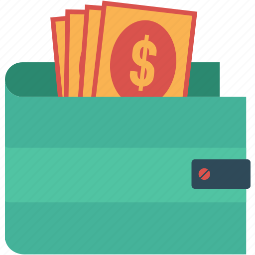 buy, currency, dollar, ecommerce, payment, purse, vallet icon