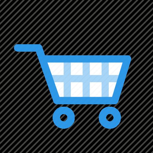 basket, cart, checkout, trolley icon