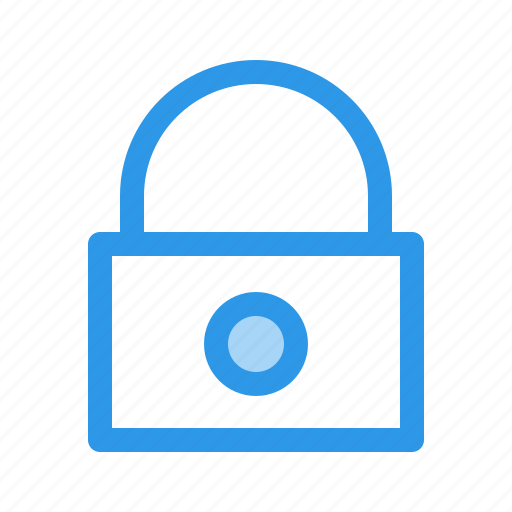 lock, protection, safe, secure icon