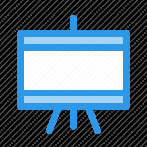 business, conference, presentation, seminar icon