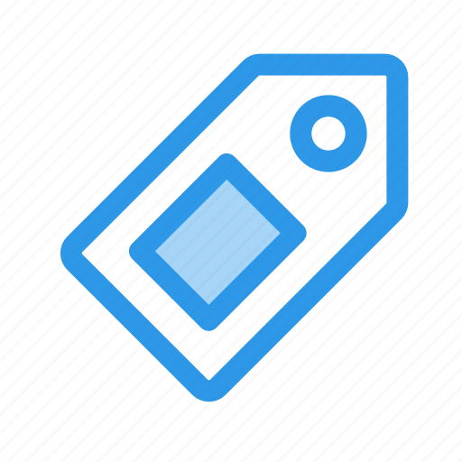 label, price, promo, tag icon