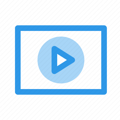 film, media, player, video icon
