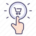 buy, cart, online, pay, purchase, shop, store icon