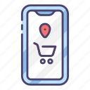 buy, cart, location, online, shop, shopping, store