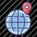 earth, global, globe, location, map, world, worldwide