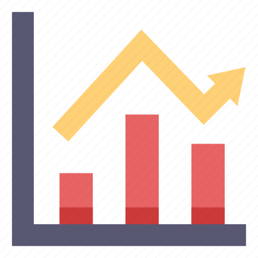 Business, chart, data, financial, graph, growth, report icon - Download on Iconfinder