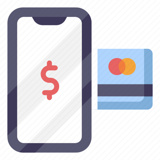 buy, card, credit, finance, mobile, payment, purchase icon