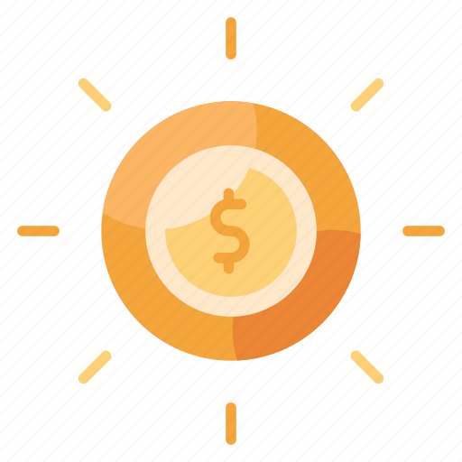 Bank, cash, coin, currency, investment, money, wealth icon - Download on Iconfinder