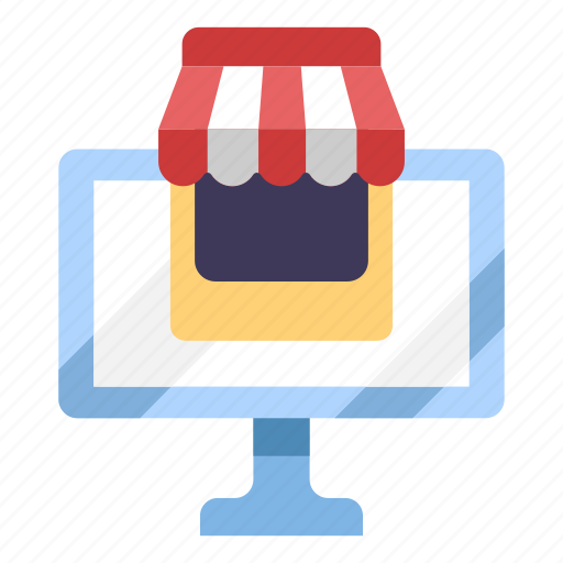 buy, computer, market, online, purchase, shop, store icon