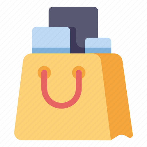 bag, buy, empty, market, sale, shop, store icon