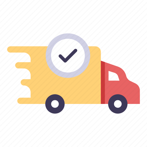 Delivery, fast, map, service, success, transport, transportation icon - Download on Iconfinder