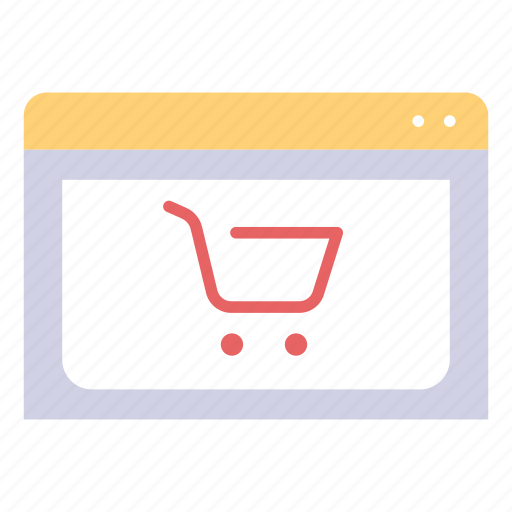 Cart, internet, shop, shopping, store, web, website icon - Download on Iconfinder