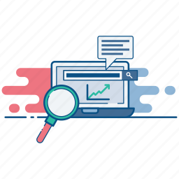 analysis, engine, optimization, performance, search, statics, web icon