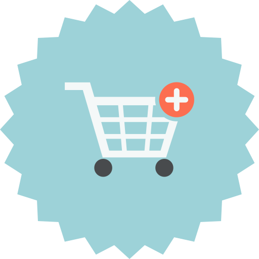 add, add to cart, buy, cart, ecommerce, plus, shopping icon