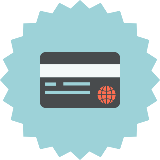 bank card, card, credit, ecommerce, money, payment methode, sale icon