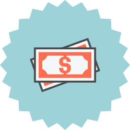 bills, cash, dollar, exchange, money, payment, shopping icon