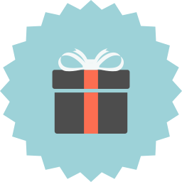 box, gift, gift box, holiday package, present icon