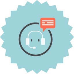 bubble, consultant, customer support, headset, help, service, support icon