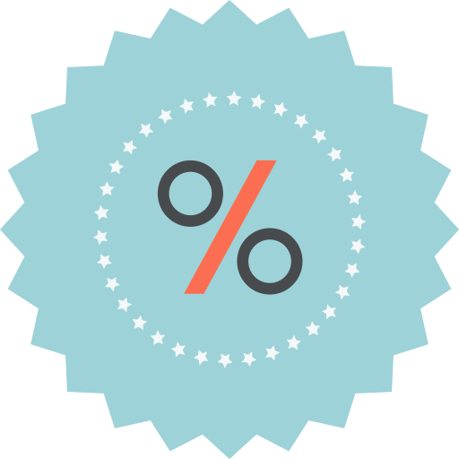 Discount, ecommerce, percentage, sale, sign icon - Free download